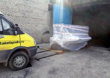 Монтаж производственной линии в г. Раменское