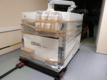 Перевозка лабораторного оборудования