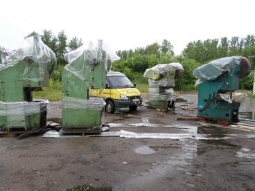 Такелаж в Ярославле - вывоз станков